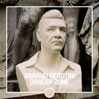 Buste d'Arnaud Rebotini pour couverture CD